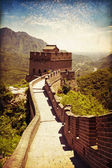 Great Wall of China — ストック写真