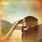Great Wall of China — Stock Photo