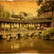 Traditional Garden, Shanghai — Stock Photo #39522113