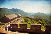 Great Wall of China — Photo
