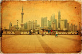 Shanghai, China — Foto de Stock