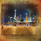 Shanghai, china — Stockfoto