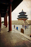 Temple of Heaven, Beijing, China — Stockfoto