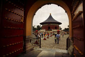 Temple of Heaven, Beijing, China — Stock Photo