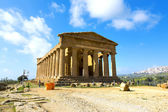 Temple of Concordia — Stockfoto