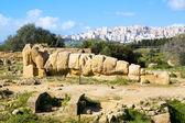 Zeus tapınağı — Stok fotoğraf