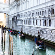 The Bridge of Sighs in Venice — Stock Photo