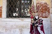 Karneval in Venedig — Stockfoto
