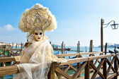 Carnival of Venice — Stock Photo