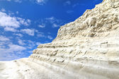 Scala dei Turchi, Sicily, Italy — Stock Photo
