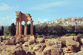 Valle dei Templi, Agrigento, Sicily — Stok fotoğraf