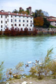 Bassanno del Grappa, Veneto, Italy — Stock Photo