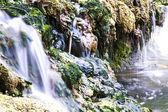 Waterfall, Sicily — Stock Photo