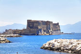 Castel dell'Ovo, Naples, Italy — ストック写真