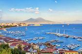 Nápoles, italia — Foto de Stock