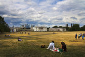 Greenwich — Stock Photo