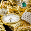 Gold Jewelry — Stock Photo #45960381