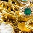 Gold Jewelry — Stock Photo #45960435