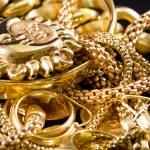 Gold Jewelry — Stock Photo #45960495
