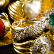 Precious jewels — Stock Photo #45960663