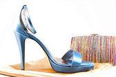 Zapatos celestiales — Foto de Stock