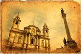 Saint Dominic in Palerm — Stock Photo