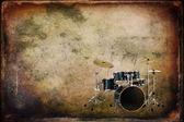 Drum kit — Stock Photo