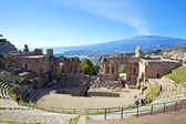 Taormina — Stock Photo