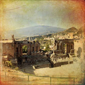 Taormina — Foto de Stock