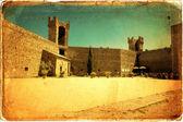Montalcino  — Foto de Stock