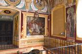 Monte Oliveto Maggiore  — Stok fotoğraf
