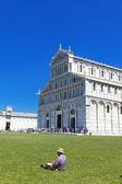 Pisa — Fotografia Stock