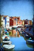Burano, Venice — Stock Photo