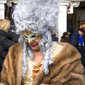 Carnival of Venice — Stock Photo