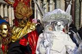 Карнавал в Венеции — Стоковое фото