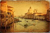 イタリア、ヴェネツィアの大運河 — ストック写真