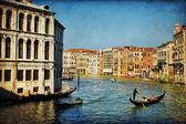 Venice, Italy, Grand Canal — Stock Photo