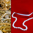 Gold jewels — Stock Photo #48539949