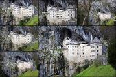 Predjama Castle — Stock Photo