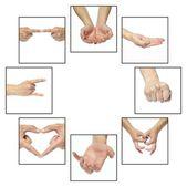 Hands — Stock Photo