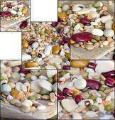 смешанные овощи — Стоковое фото