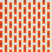 Geometryczny wzór z prostokątów — Wektor stockowy
