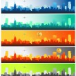 Skyline — Stock Vector #37795021