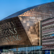 Millennium Centre Cardiff Bay — Stock Photo #38219453