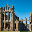 whitby abbey — Stock Photo #38228939