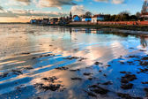 A winter's afternoon at Bosham — Foto de Stock