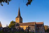 View of Hartfield church — Stock Photo