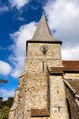 View of Heathfield church — Stock Photo