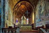 Interior Monza Cathedral — Stock Photo