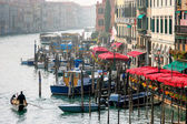 The Grand Canal Venice — Stock Photo